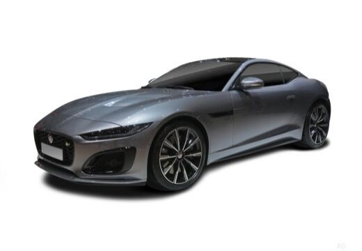 F-TYPE COUPE - 2020