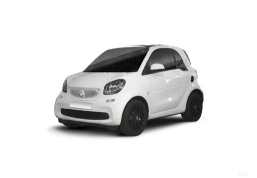 FORTWO COUPE BRABUS - 2016