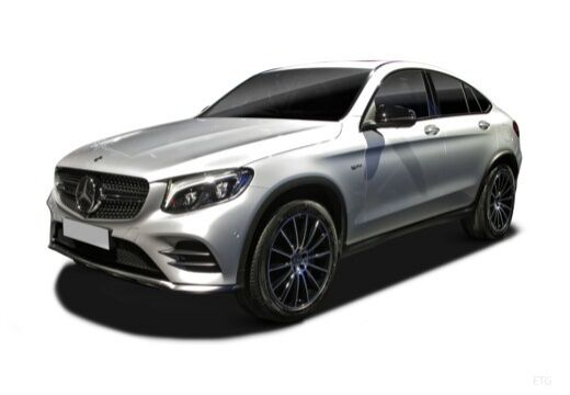 GLC COUPE AMG (C253)
