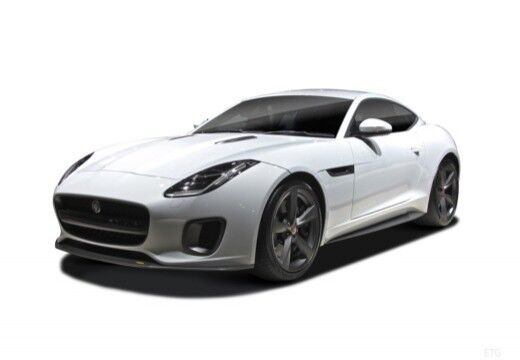 F-TYPE COUPE - 2017
