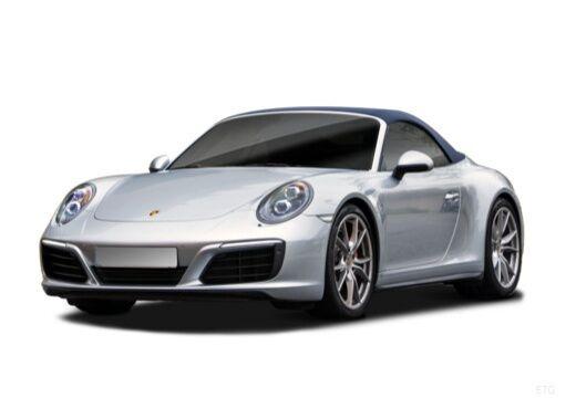 911 CARRERA 4 GTS CABRIOLET - 2017