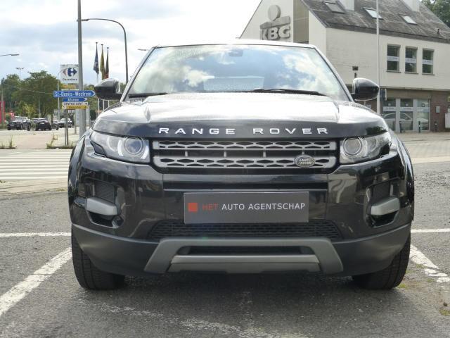 Land Rover Range Rover Evoque TD4 DYNAMIC / 12M GARANTIE 3/15