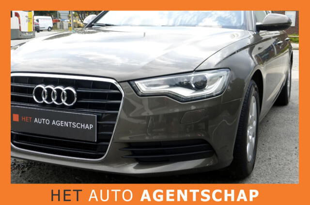 Audi A6 AVANT 2.0 TDI DPF MULTITRONIC / 12M GARANTIE 1/15