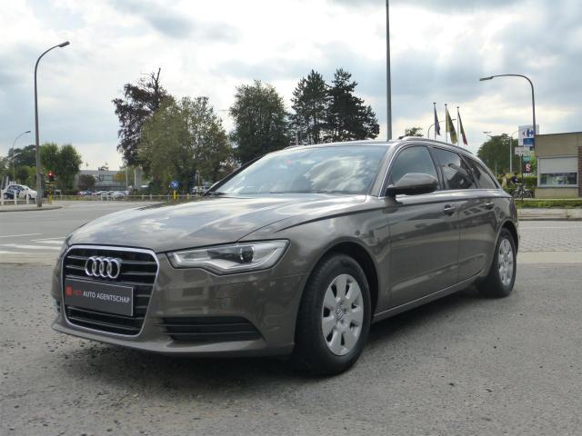 Audi A6 AVANT 2.0 TDI DPF MULTITRONIC / 12M GARANTIE 2/15