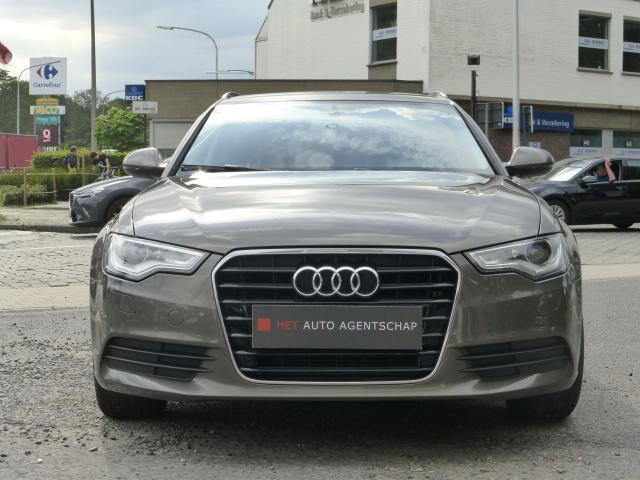 Audi A6 AVANT 2.0 TDI DPF MULTITRONIC / 12M GARANTIE 3/15