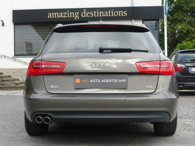 Audi A6 AVANT 2.0 TDI DPF MULTITRONIC / 12M GARANTIE 6/15