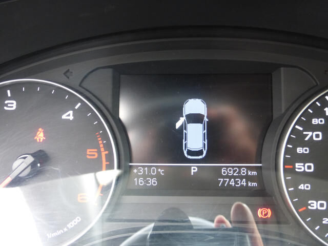 Audi A6 AVANT 2.0 TDI DPF MULTITRONIC / 12M GARANTIE 15/15