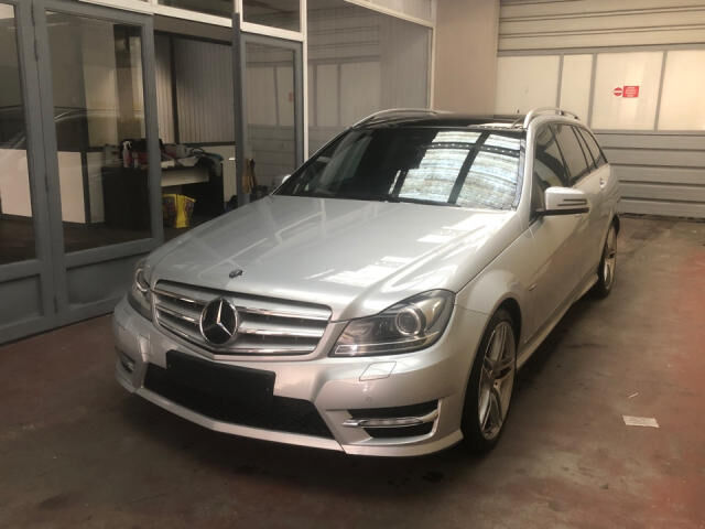 Mercedes C 180 CDI BE Avantgarde Start/Stop 1/15