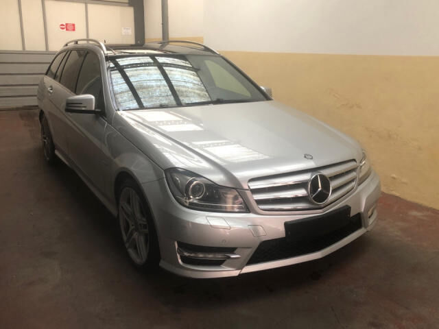 Mercedes C 180 CDI BE Avantgarde Start/Stop 2/15