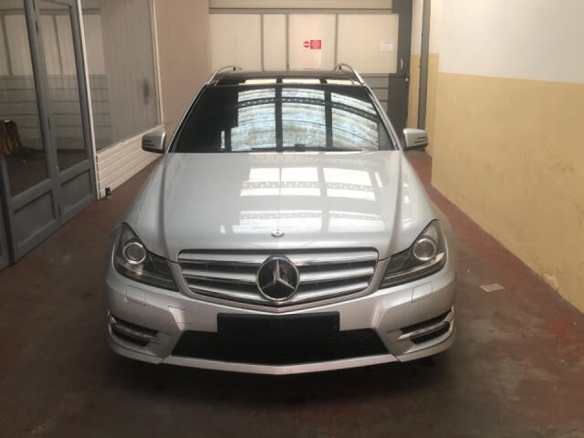 Mercedes C 180 CDI BE Avantgarde Start/Stop 3/15