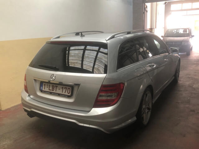 Mercedes C 180 CDI BE Avantgarde Start/Stop 5/15