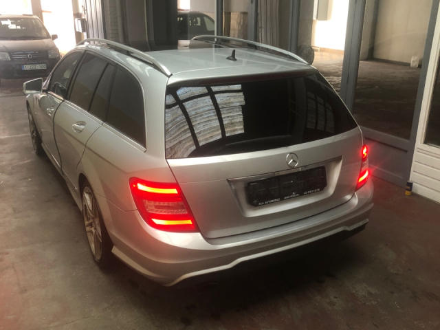 Mercedes C 180 CDI BE Avantgarde Start/Stop 15/15