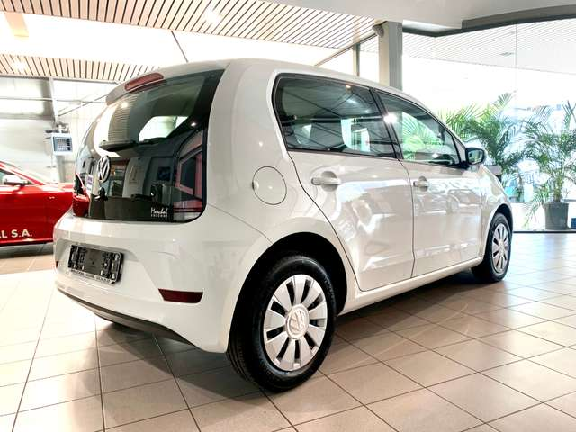Volkswagen up! Move E 1.0L 44kW 60CH 5 vitesses - 5 portes