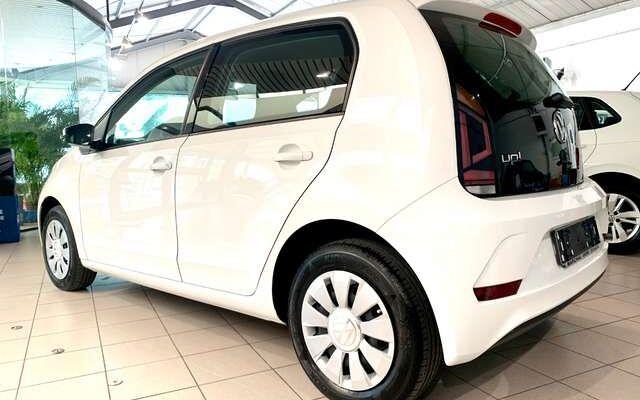 Volkswagen up! Move E 1.0L 44kW 60CH 5 vitesses - 5 portes