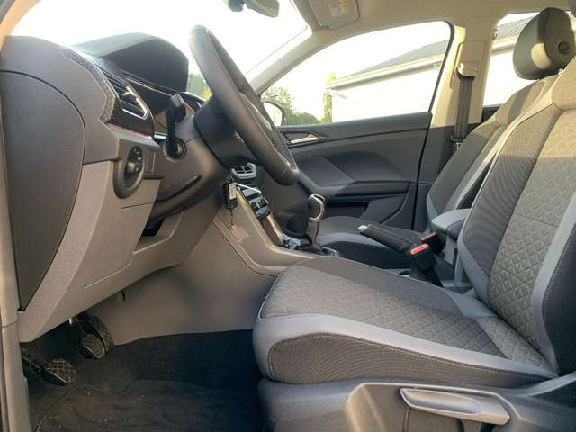 Volkswagen T-Cross Life TSI 1.0L 85kW 115CH 6 vitesses