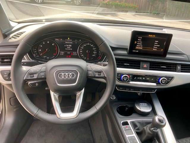 Audi A4 Berline Design