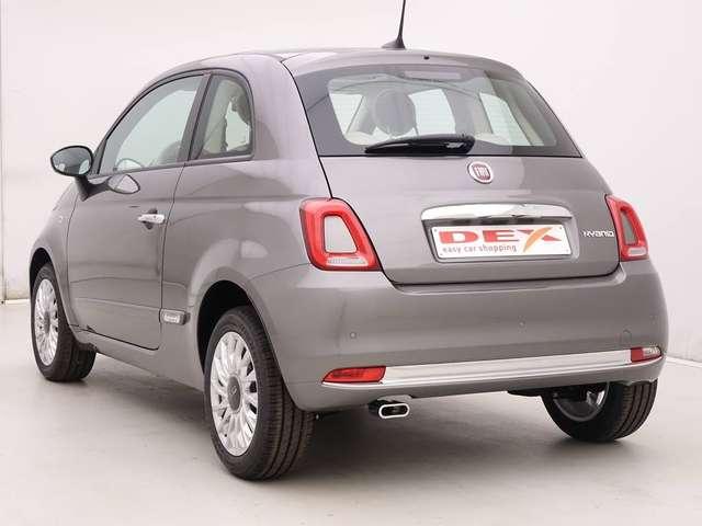 Fiat 500 1.0 Hybrid 70 Lounge + Pano + Parking