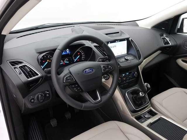 Ford Kuga 1.5i 150PK Titanium + Alu 18 + Leder/Cuir