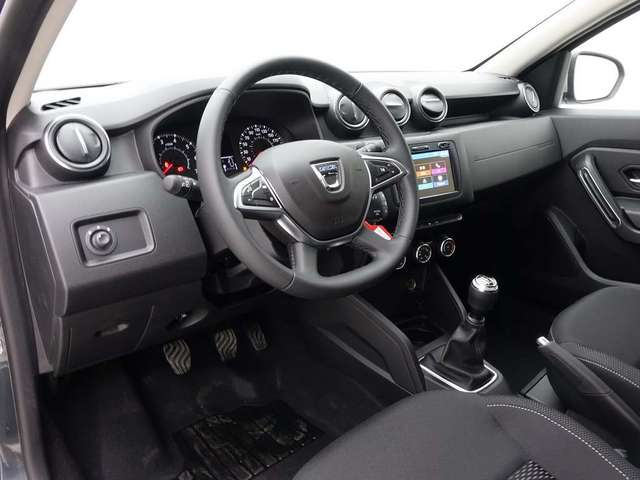 Dacia Duster TCe 100 Comfort Plus + GPS + Camera + ALU16