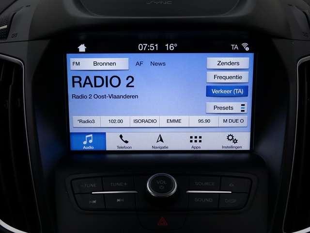Ford C-MAX 1.5 TDCi 120 Titanium + GPS + Camera + KeyLess + A