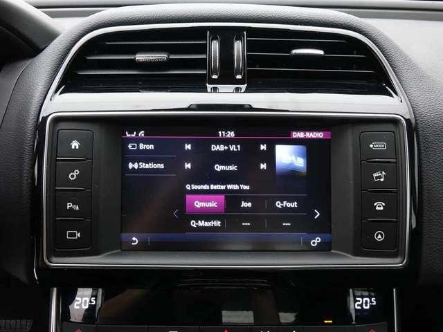 Jaguar XE 2.0d 180 Automaat Prestige + GPS + Leder/Cuir
