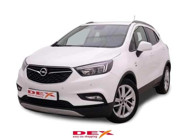Opel Mokka X 1.4 T 140 120 Year Edition + GPS + Camera + ALU18