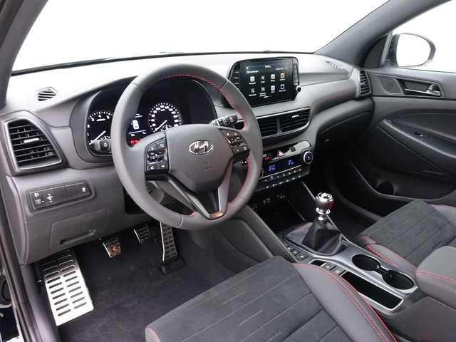Hyundai Tucson 1.6 GDi N Line Premium + GPS + LED Lights + ALU18