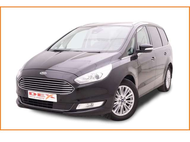 Ford Galaxy 2.0 TDi 150 Powershift Titanium 7PL + GPS + Camera