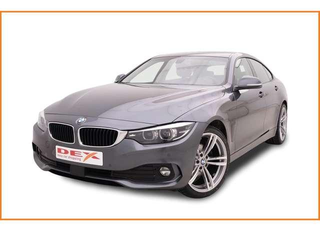 BMW 420 da Gran Coupé + Pro GPS + Adaptiv Cruise + Alu19