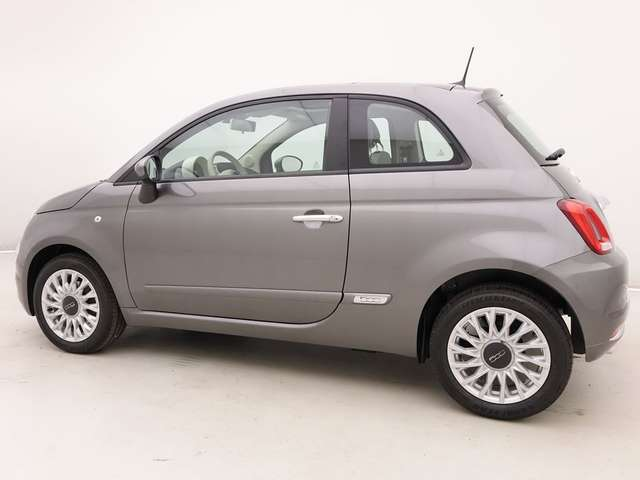 Fiat 500 1.0 Hybrid 70 Lounge + Pano + Parking