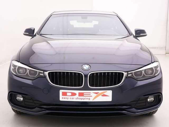BMW 418 da Gran Coupe Sportline + GPS Pro + Leder/Cuir + L