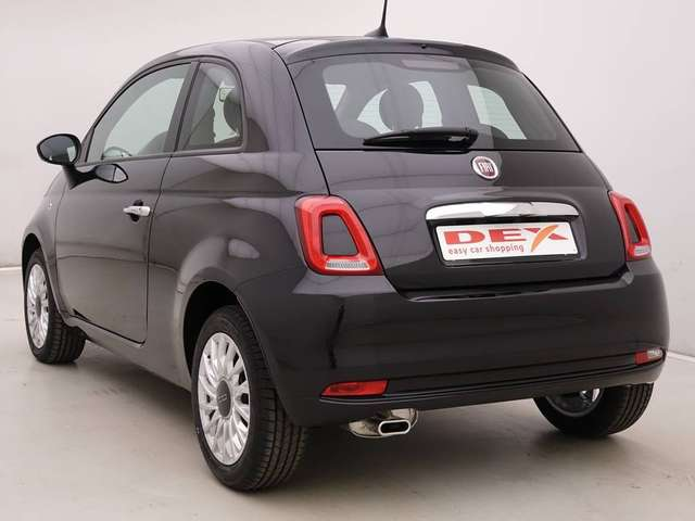 Fiat 500 1.2i Dualogic Lounge U-Connect