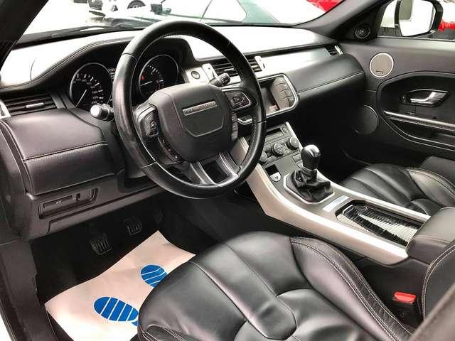 Land Rover Range Rover Evoque 2.2 TD4 4WD CARNET - CLIM - CUIR - GARANTIE