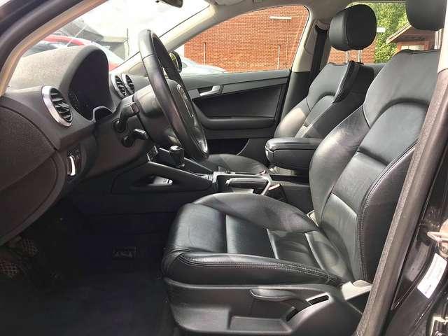 Audi A3 1.6 TDi CLIM - CARNET COMPLET - CUIR - GARANTIE