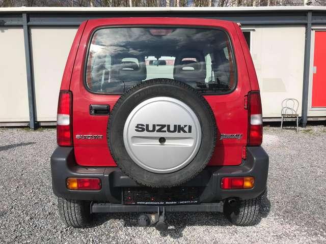 Suzuki Jimny 1.5 DDiS JLX 38.000KM-12 MOIS DE GARANTIE-CARNET