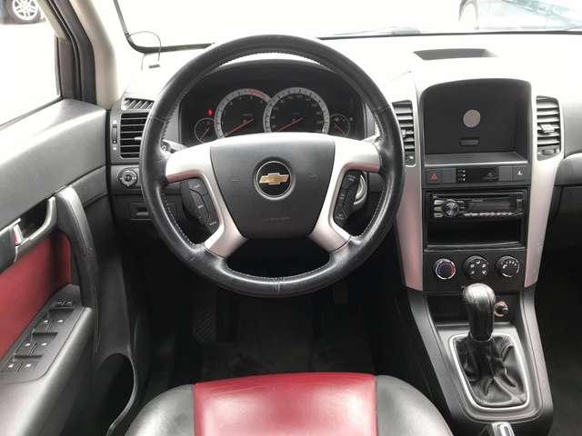 Chevrolet Captiva 2.0 VCDi CUIR - CLIM -  CARNET COMPLET - GARANTIE