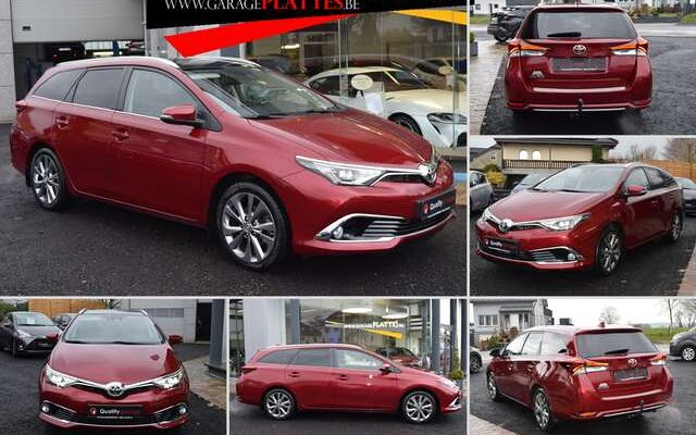 Toyota Auris 1.2 Turbo Autom. Full Led. Webasto cuir Pano tvac!