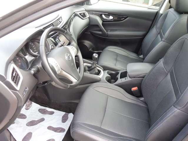 Nissan Qashqai 1.5dCi 110cv 6Vit Tekna GPS/CUIR CH/TEL BT/TO PANO