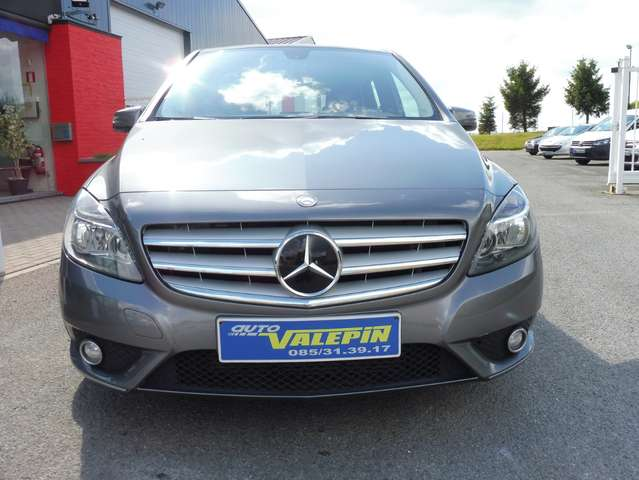 Mercedes B 180 CDI 109cv 6Vit GPS/CUIR/PH AUTO/TEL+MEDIA BT...