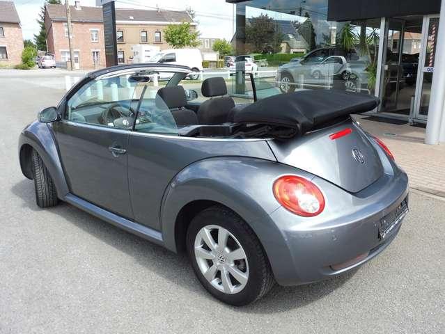 Volkswagen New Beetle Cabriolet 1.9TDi 105cv AIRCO/CRUISE/APS ARR/JA16..