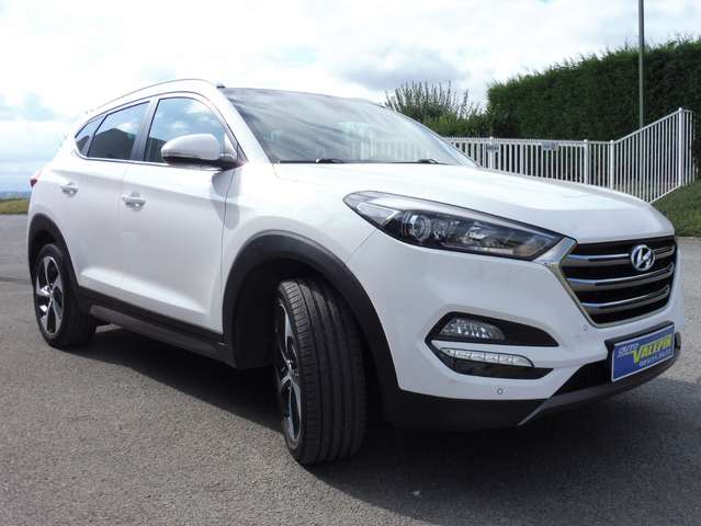 Hyundai Tucson 1.7 CRDi 2WD Premium ISG GPS/CUIR/TEL BT/CAMERA...