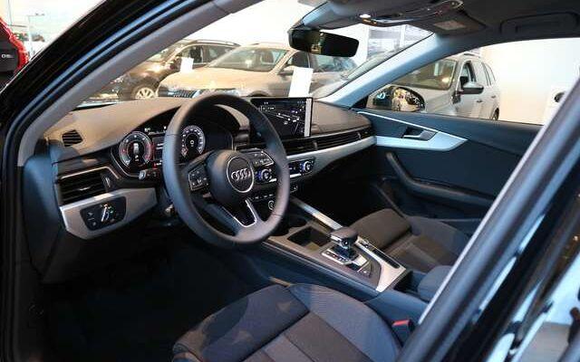 Audi A4 AVANT 40TDI 190PK*S-TRONIC ADVANCED*STOCK*TOP !!!