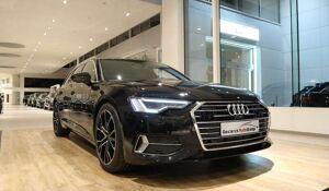Audi A6 AVANT 45TDi QUATTRO S-LINE*VELE OPTIES*TOPWAGEN !!