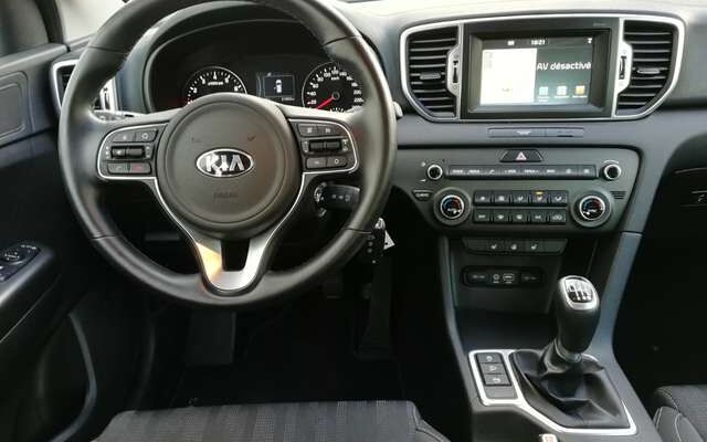 Kia Sportage 1.6i 2WD Lounge ISG