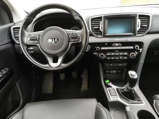 Kia Sportage 2.0 CRDi AWD Style