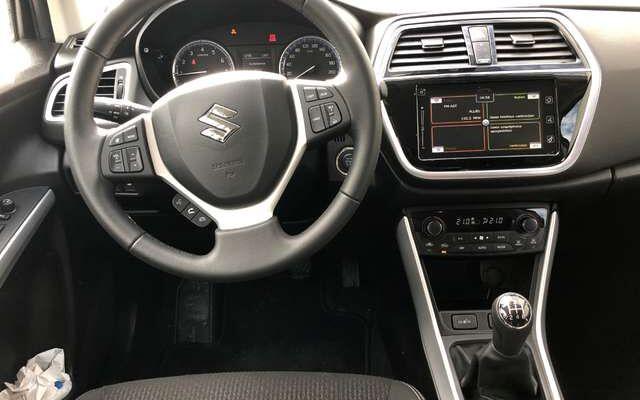 Suzuki SX4 S-Cross 1.0 Turbo Boosterjet GL+