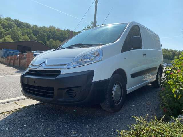Citroen Jumpy 1.6 HDI utilitaire 3 places
