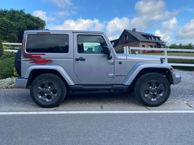 Jeep Wrangler 2.8 CRD Sport Trail Rated UTILITAIRE