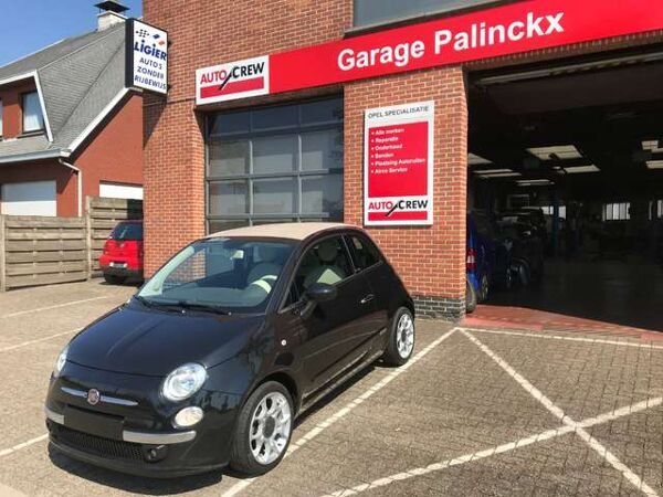 Fiat 500C 1.2i Color Therapy
