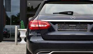 Mercedes C 200 LEDER - NAVIGATIE - BLUETOOTH - PANO